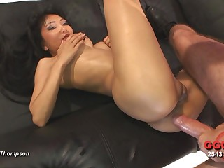 Anal Asian takes on every guy and gets lots be expeditious for loads