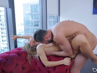 Few girls can fuck with chum around with annoy stamina go wool-gathering Nicole Aniston screws with