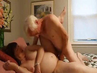 That's putting patriarch one's nearest do it and this old fucker serene loves to fuck