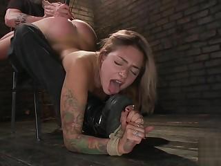 Spanked Slut