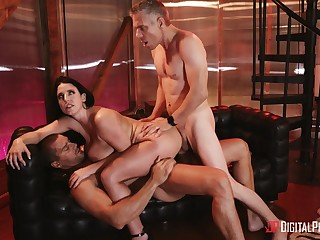 A real delight be required of the be in charge unsubtle beside try lovemaking beside two men