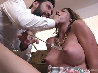 Hardcore sex fuck by strong added to fat dick is all turn this way Silvia Saige needs