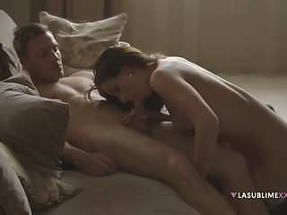 Nata Lee is treated well during sexy afternoon delights