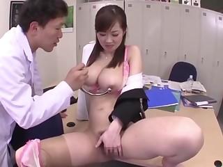[LT18] JUFD-312 - Izumi Kanno Yuki Secretary Bounteous With Maladroit Incontinence Shame
