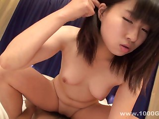 Asian Unskilful Teen Pussy Fretting