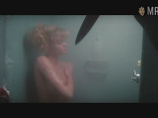 Hot nude shower scene of Brian De Palma and the girl is so dispirited