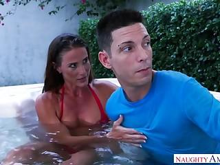 Putrefied Sofie Marie prefers Tylers cock