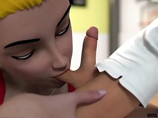 Ultimate 3D Hentai XOZILLA PORN Small screen