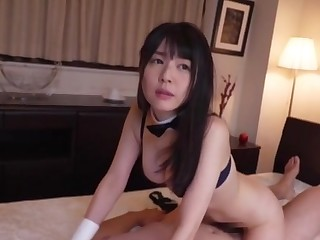 Asian chick shares the brush lustful cock experience on cam