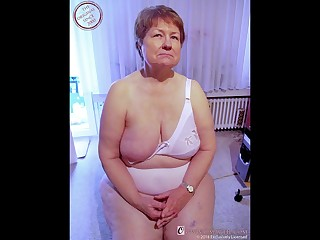 OmaGeiL Granny and Amateur Pictures all round Compilation