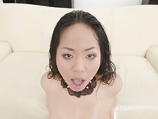 Jureka Del Scar is always in the mood to have sex with multifarious horny guys
