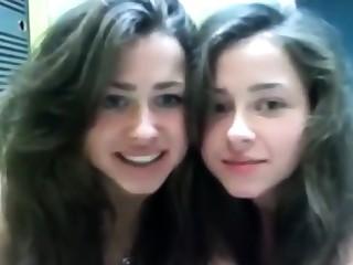 Gabi and Nati Twin Beauties