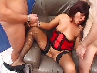 Amateur Party In Budapest