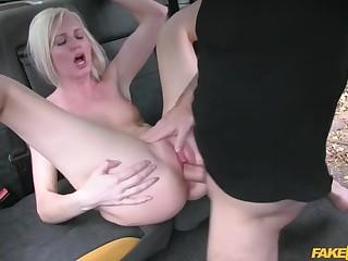 Hot Blonde chooses sex over gym