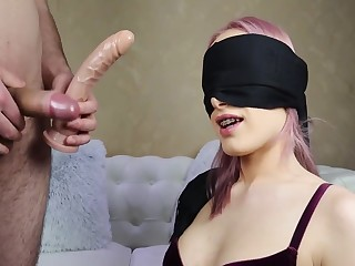 Guess My Bailiwick With My Step Sister And Deepthroat My Cock 8 Min