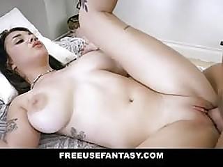 Gabbie Carter has say no to tight pussy fucked